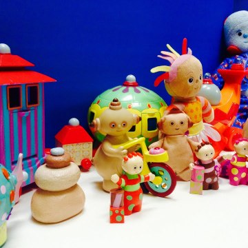 In The Night Garden Makka Pakka Toy Collection