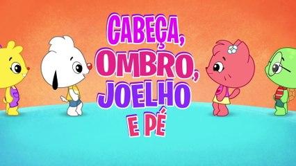 Playkids - Cabeça, Ombro, Joelho E Pé