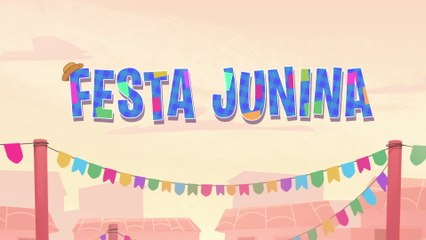 Playkids - Festa Junina