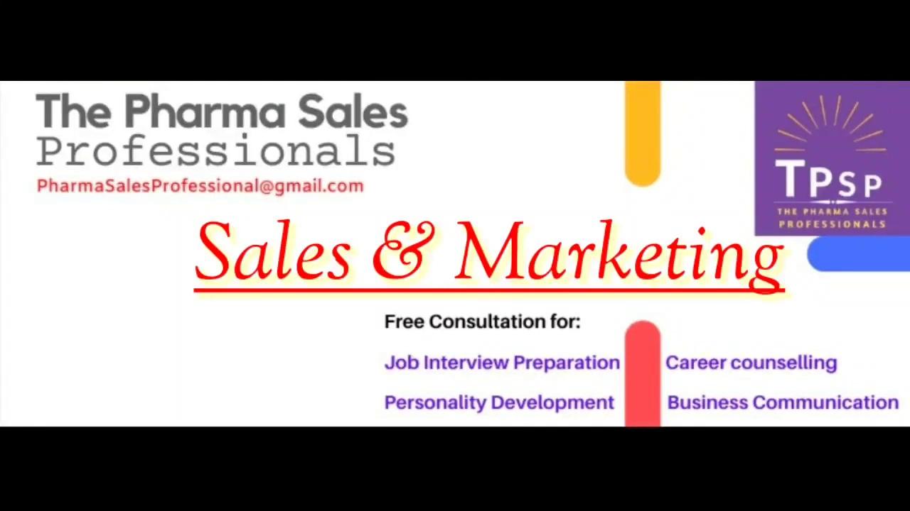 Pharma Marketing | Pharma Sales | Difference in Sales & Marketing |Sales or Marketing  Freshers B.Sc