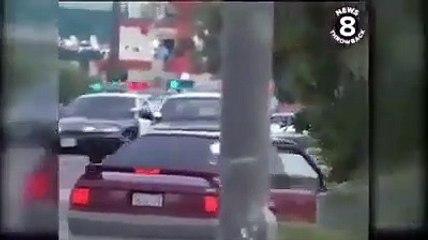 Un citoyen américain a volé un char lors des émeutes et des manifestations violentes USA