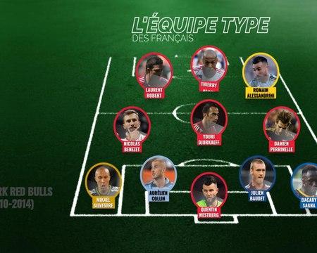 MLS - L'équipe type des Français