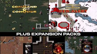 Command & Conquer Remastered Collection - Lanzamiento