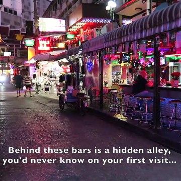 Bangkok nightwalk - Patpong