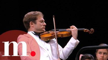 Renaud Capuçon with Jaap van Zweden - Mendelssohn: Violin Concerto No. 2 (EXTENDED VIDEO)