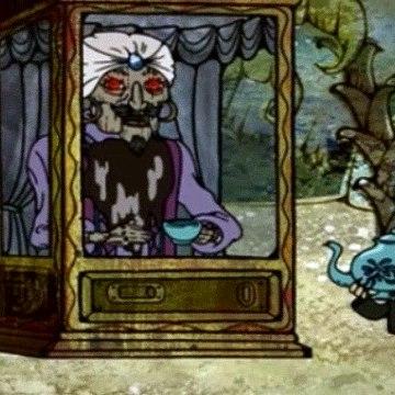 The Marvelous Misadventures of Flapjack Season 1 Episode 11 Mechanical Genie Island - Revenge
