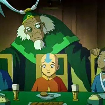 Avatar The Last Airbender Season 1 Episode 5 - The King Of Omashu