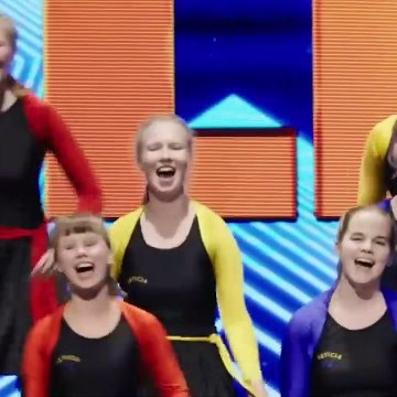 GOLDEN BUZZER Choir Sing Michael Jackson on Got Talent Finland  / Got Talent Global
