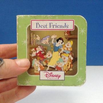 Disney Princess Snow White Best Friends Book
