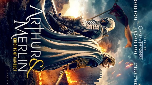 ARTHUR AND MERLIN KNIGHTS OF CAMELOT movie