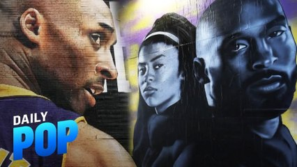 Kobe Bryant Murals Remain Untouched Amid Protests - Daily Pop - E! News