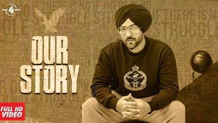 Our Story   Baaz Dhaliwal   Rish   Latest Punjabi Song 2020   Mad 4 Music