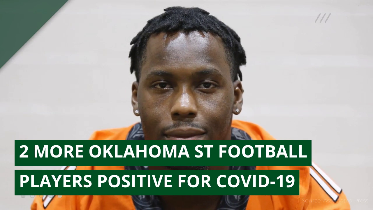 2 more Oklahoma St football players positive for COVID-19, and other top stories from June 06, 2020.