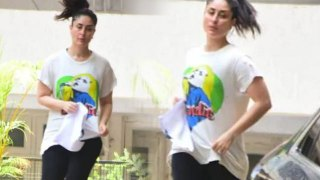 Kareena Kapoor Khan ने बिना मास्क लगाए की Jogging, फैंस ने जताई चिंता   FilmiBeat