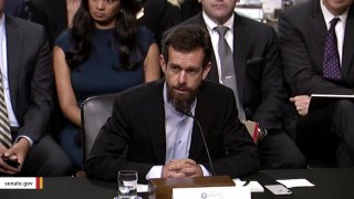 Twitter CEO Jack Dorsey Fires Back At Trump Over Tribute Video Removal