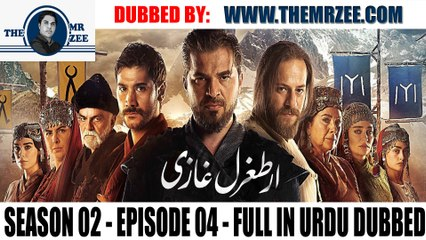 Dirilis Ertugrul Season 2 Episode 4 in Urdu Dubbed