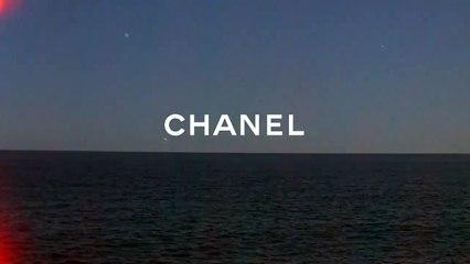 إعلان Chanel لعرض أزياء  Cruise 2021
