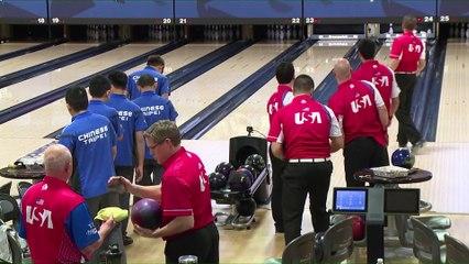 Men's Team of 5 Final - World Bowling Championships 2017