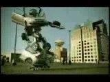 robot qui danse en kabyle