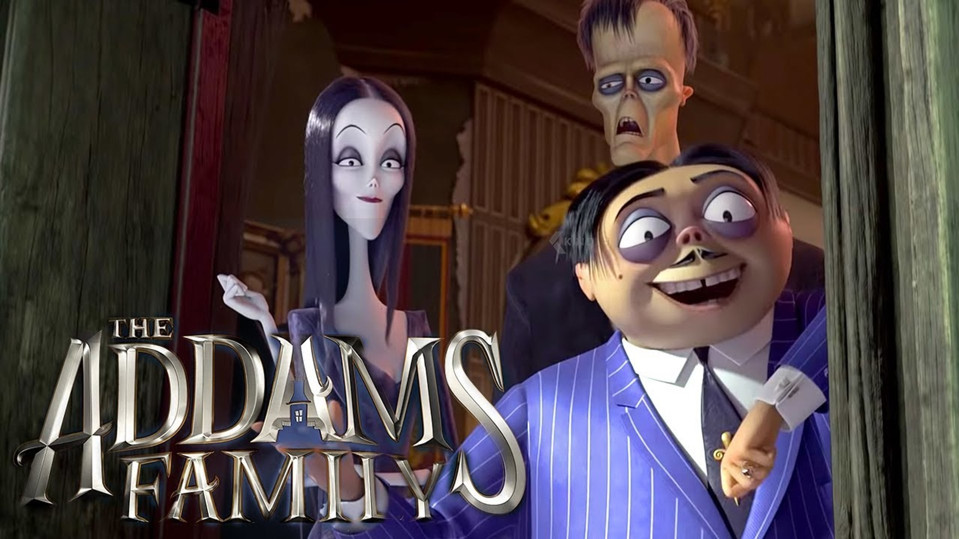 THE ADDAMS FAMILY Trailer 2 (2019) - video dailymotion
