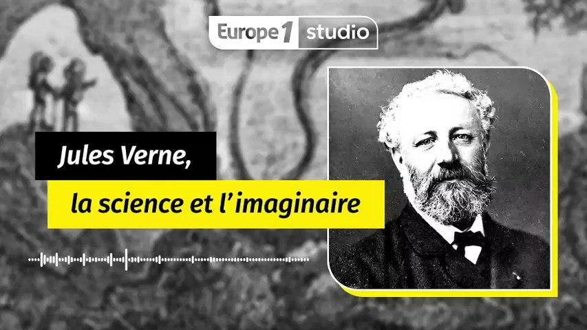 Jules Verne, de la science à l'imaginaire