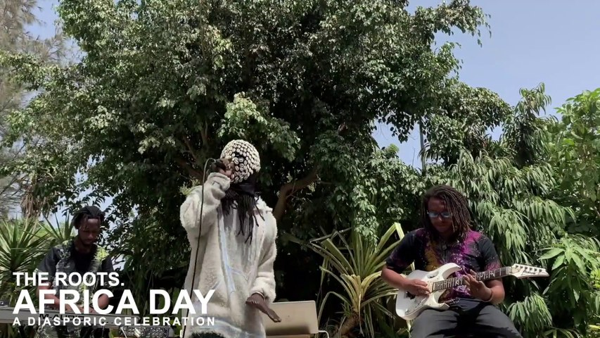 Nix - The Roots Africa Day - A diasporic celebration