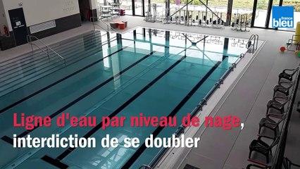 Pôle aquatique de Fagnières : derniers préparatifs avant réouverture