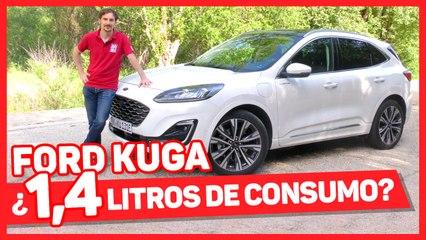 VÍDEO: Ford Kuga 2020, prueba a fondo de la versión híbrida enchufable PHEV