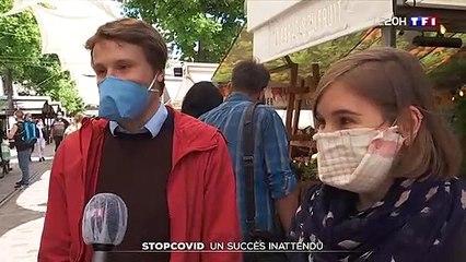 StopCovid - Reportage - TF1 - 20200606