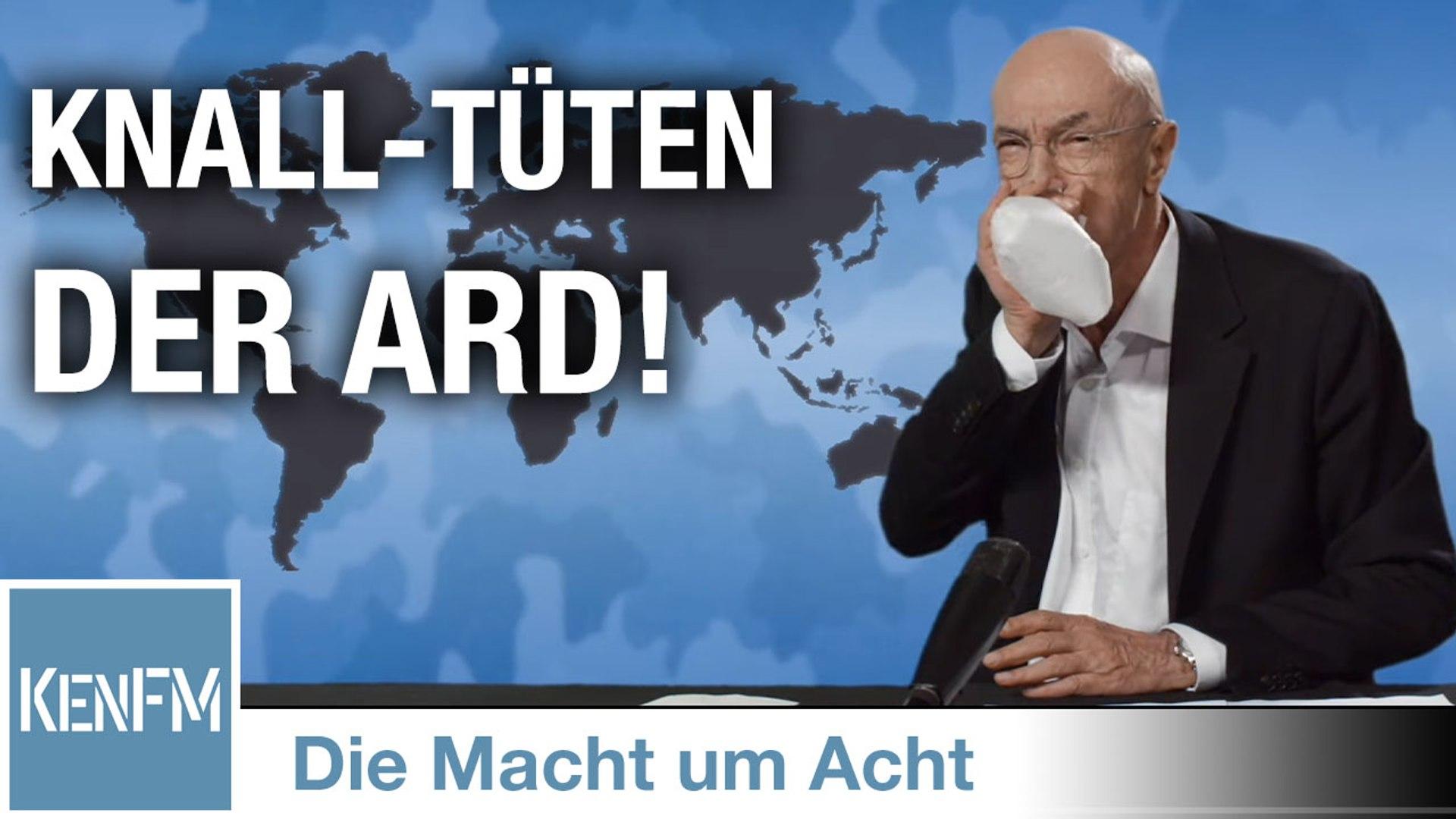 """Die Macht um Acht (54) """"Knall-Tüten der ARD!"""""""