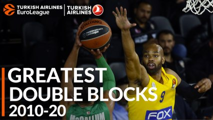 2010-20 Greatest Plays: Double Blocks