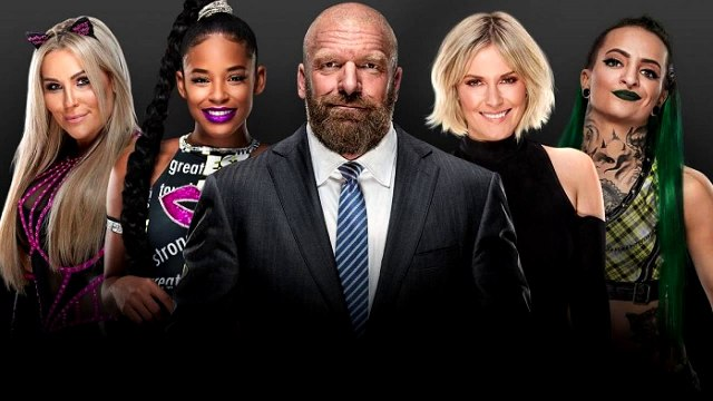 Post NXT In Your House Media Call with Triple H