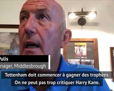 Tottenham - Pulis estime que le duo Mourinho-Kane peut apporter des titres aux Spurs
