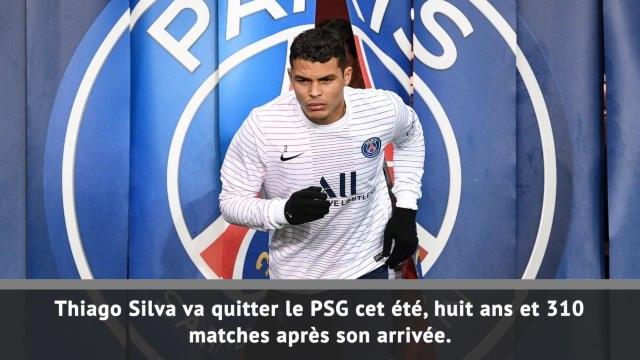 Transferts - Thiago Silva et Paris, c'est fini !
