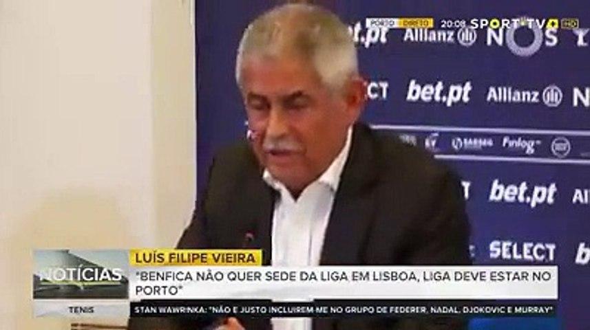 Presidente do Benfica fala sobre o ataque ao Autocarro