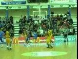 ALM Evreux-Poitiers 3ème quart-temps