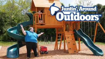 Juntin' Around Outdoors 9: Glo's Playground