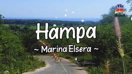Marina Elsera - Hampa (Official Lyric Video)