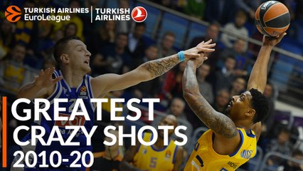 2010-20 Greatest Plays: Crazy Shots