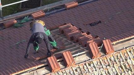 Cité des paysages - La rénovation des toitures