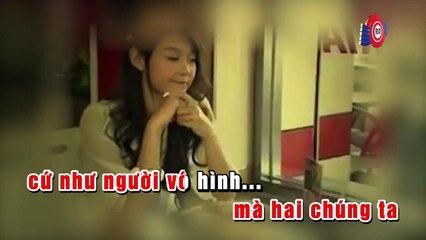 Người vô hình (Karaoke) - Minh Hang