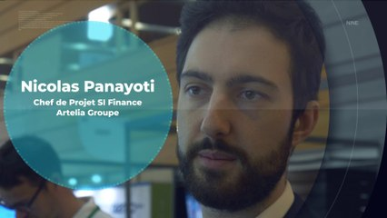 Paroles d'Adhérents USF - Artelia Groupe : Nicolas Panayoti, Chef de projet SI Finance