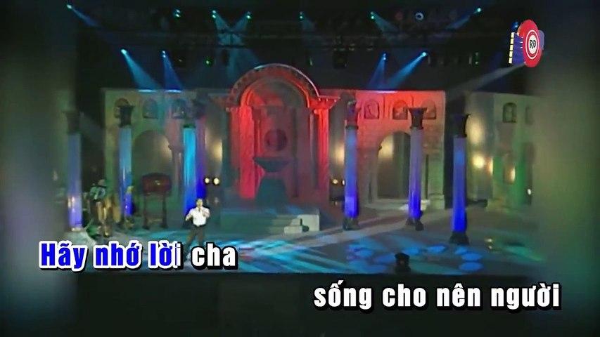 Tình cha (Karaoke) - Ngọc Sơn