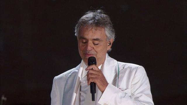Andrea Bocelli - Nel biu dipinto di blu