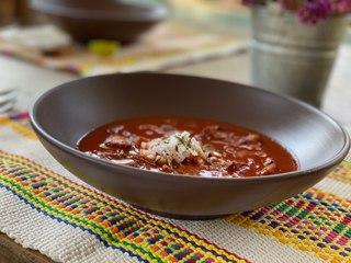 Pancita vegana de setas- Cocina con Conexión- Sonia Ortiz con Juan Farré -Recetas veganas