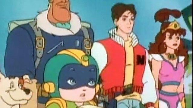 Captain N The Game Master S01E13 Happy Birthday, Megaman