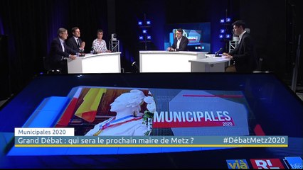 Débat Municipales 2020 - Metz