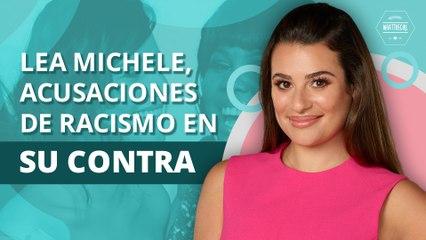 LEA MICHELE Y LAS ACUSACIONES DE RACISMO EN SU CONTRA | LEA MICHELE AND THE ACCUSATIONS OF RACISM AGAINST HER