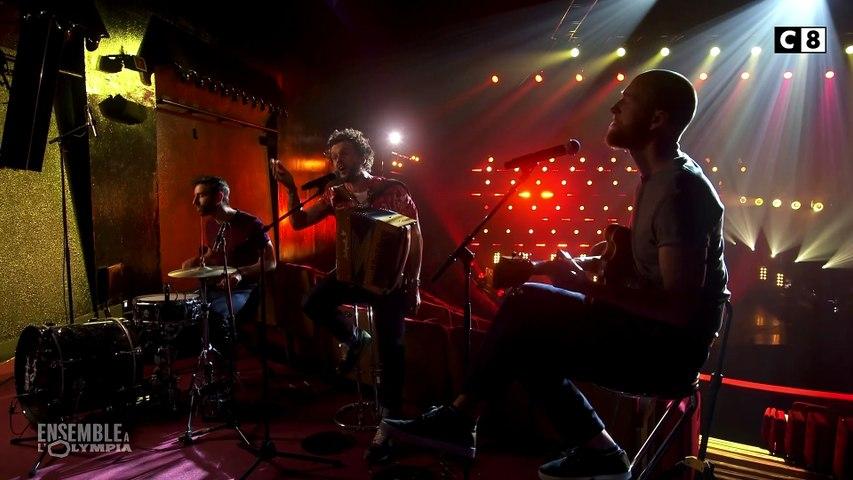 Claudio Capéo - C'est une chanson (LIVE) | Ensemble à l'Olympia