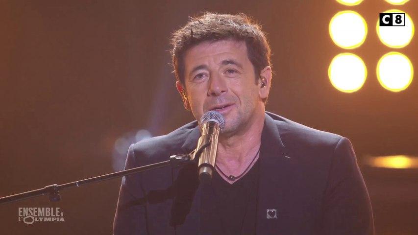 Patrick Bruel - Héros (LIVE) | Ensemble à l'Olympia